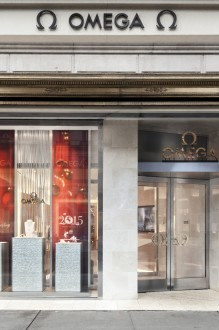 OMEGA boutique New York City